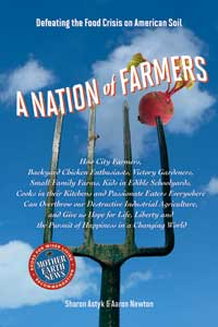 Cover of Sharon Astyk's A Nation of Farmers