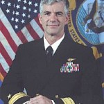 Rear Admiral Lawrence Rice