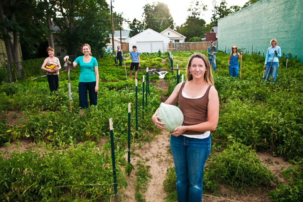 Profiles in urban homesteading - Resilience