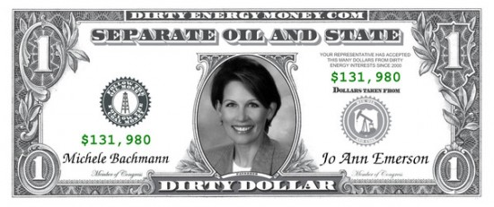 Bachmann Dirty Energy