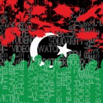 Libyan opposition flag