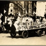 Labor Day Parade 1909