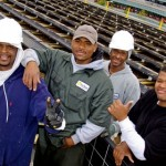 Ohio Cooperative Solar workers