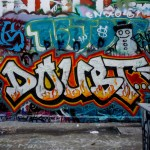 doubt graffitti