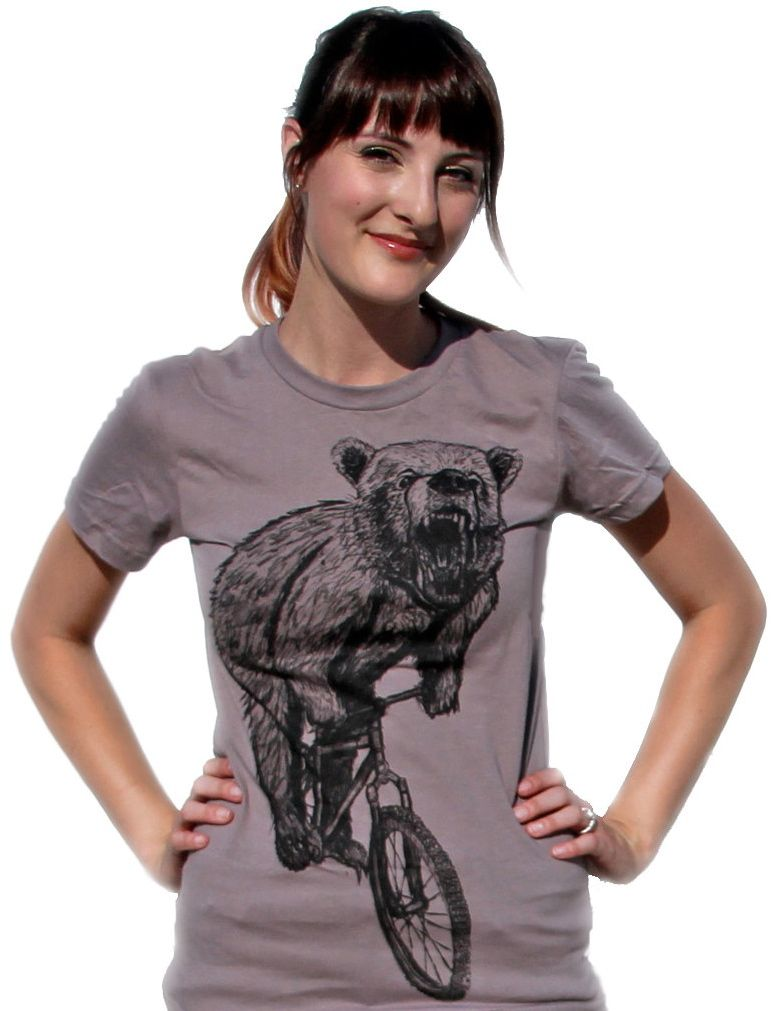 Bear Bike Women's Tee