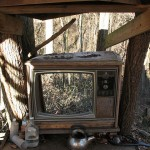 television after the collapse